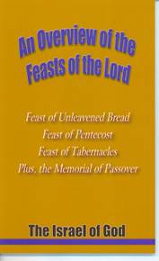 An Overview of the Feasts of the Lord