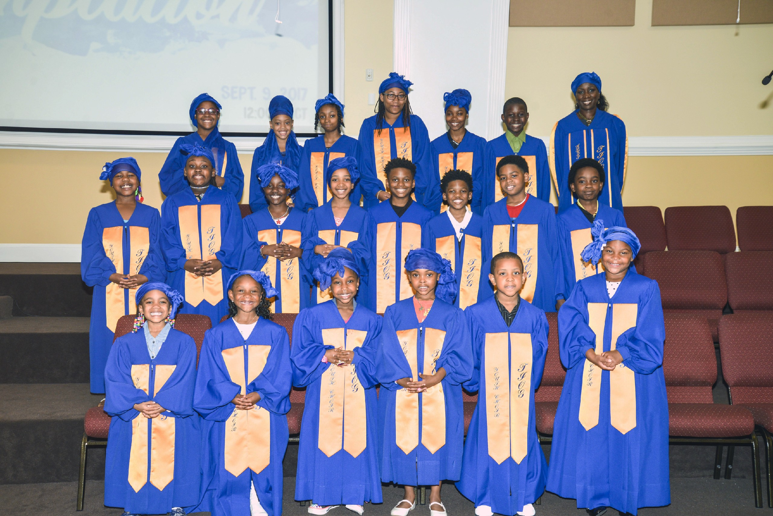 IOG children's choir