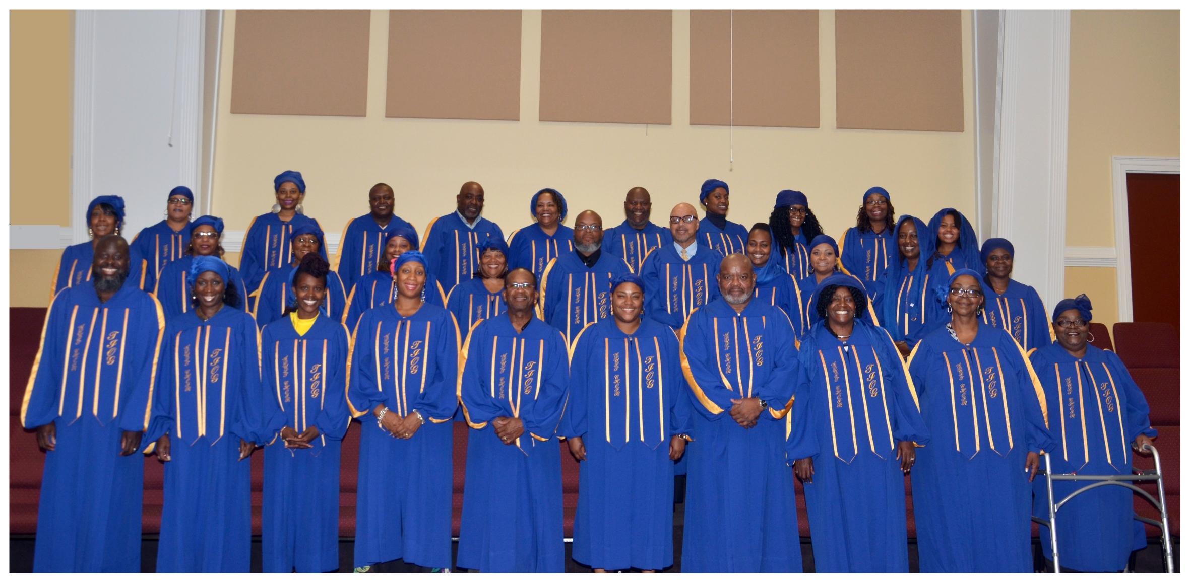 IOG adult choir