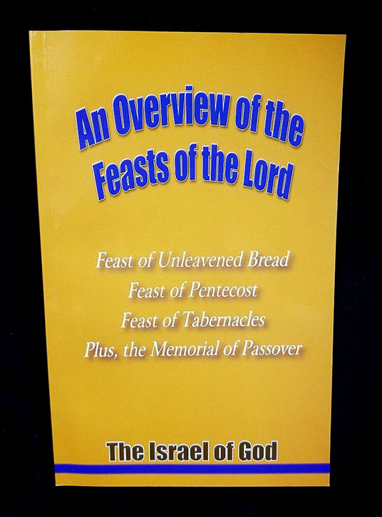 An Overview of the Feasts of the Lord book