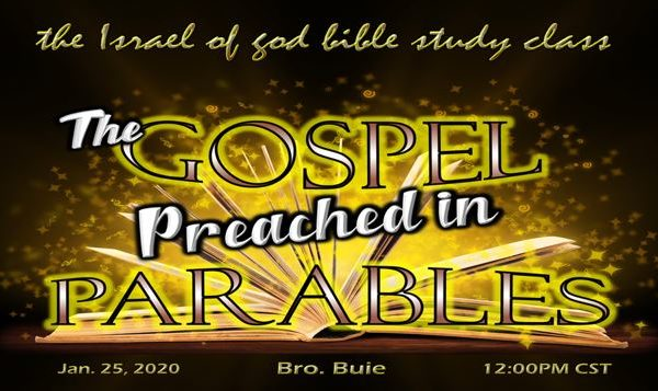 Graphic for IOG lesson 'The Gospel Preached in Parables'