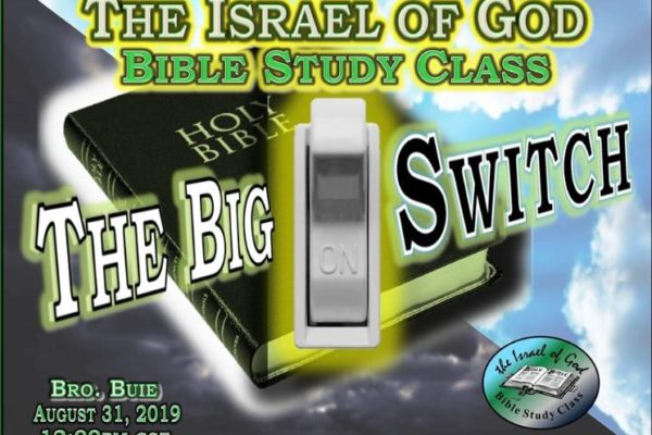Henry Buie Archives | The Israel of God