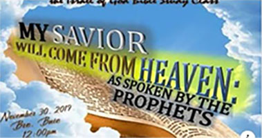 The Israel of God | My Savior Will Come From Heaven: As Spoken By The Prophets
